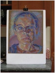 portrait JS