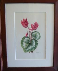 Akido Enokido Painting at Filoli