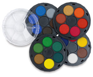 Koh-I-Noor Watercolor Wheel Set