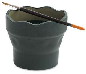 Expanded water pot, courtesy of Dick Blick's website