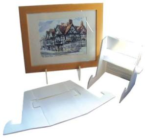 Invisi Lightweight Display Easel