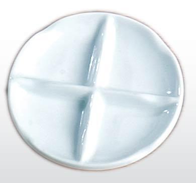 Porcelain Tinting Saucer