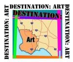 Destination: Art Logo