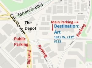 Map to Destination: Art