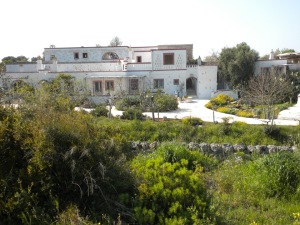 View of Masseria Montenapoleone, photo by Charles Clouse, © 2015, all rights reserved.
