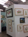 Suzanne Kuuskmae's newly expanded studio at Destination: Art.