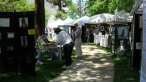 Sierra Madre Art in the Park